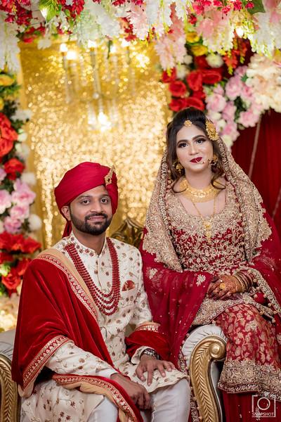 Adnan & Saria Wedding