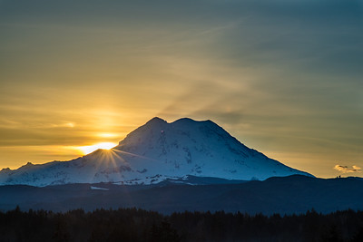Mount Rainier Views