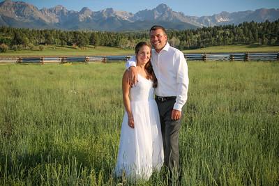 Forrest & Sara Bault