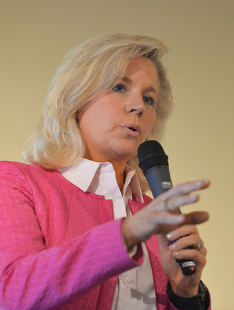 Republican Congressional Candidates visit Sheridan