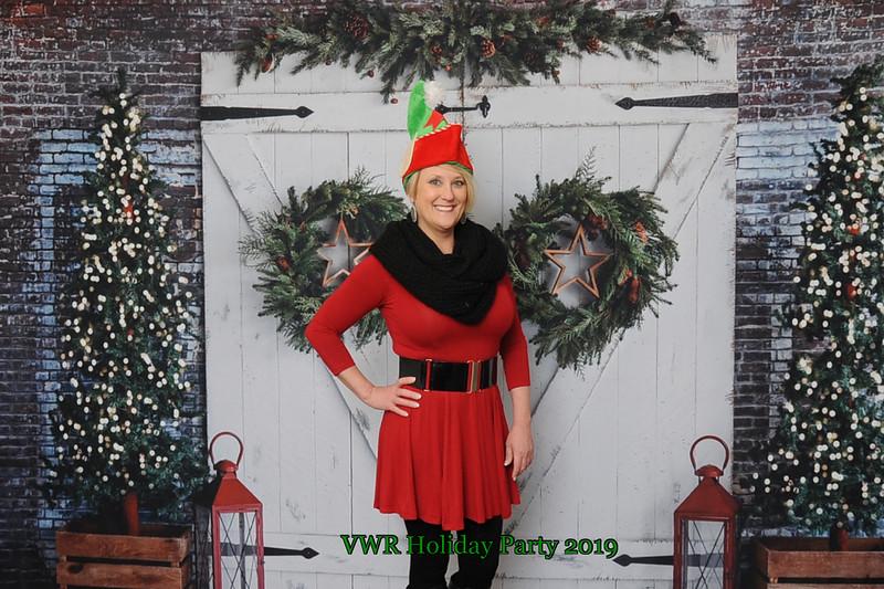 VWR Holiday Party Photos 2019