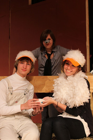 UCHS Theater Arts to play Charlotte's Web