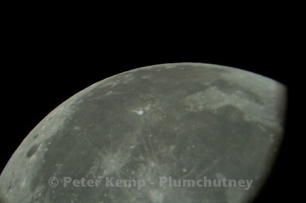Moon Perigee 2012