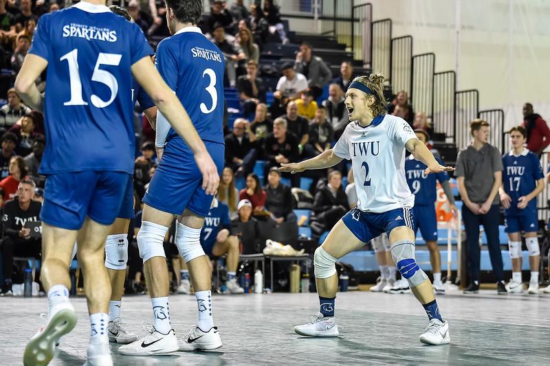12.29.2019 - 4916 - UCLA Bruins Men's Volleyball vs. Trinity Western Spartans Men's Volleyball.jpg