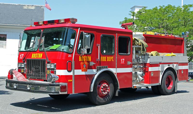 Retired   Engine 17   E-One   1250 / 750