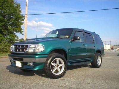 1998 Ford Explorer XLT