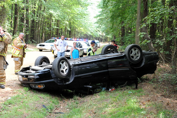 7/18/2010 Rollover on Dirt Road