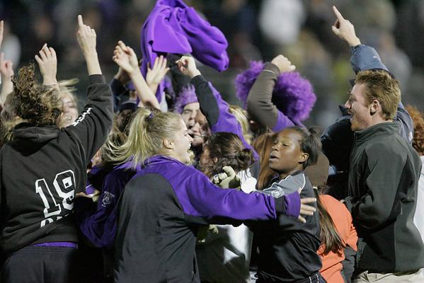 Women's Soccer 2005