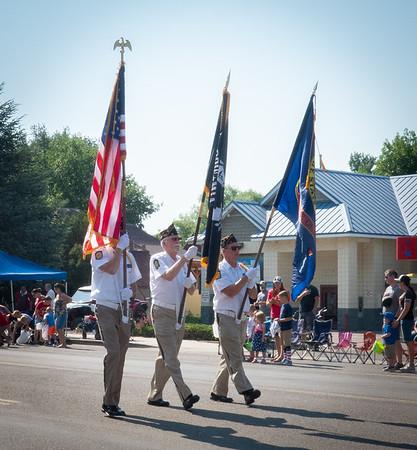 Hometown Parade July 3 2021
