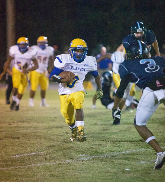 Bertie vs Edenton Football 11 06 15