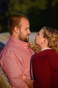 CJ and Riley Engagement Photos
