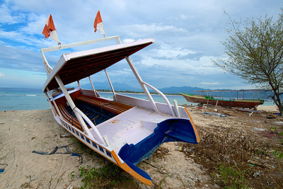 Gili Islands, Indonesia 2013