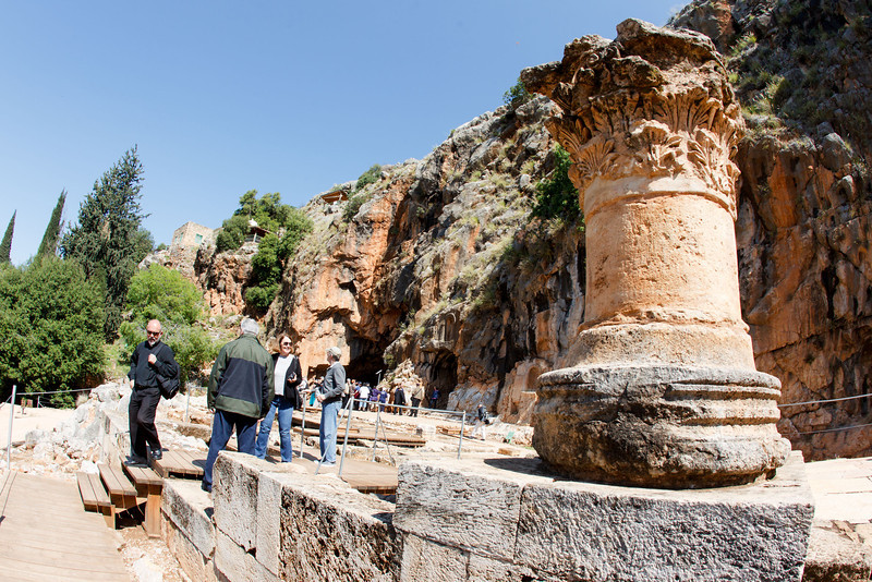 Mt. Hermon/ Roman Temple