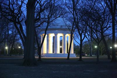 150322 District of Columbia War Memorial