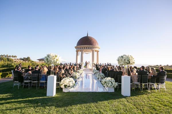 Tiana & Jason's Wedding: Ceremony
