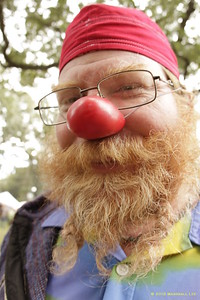 parade - red nose