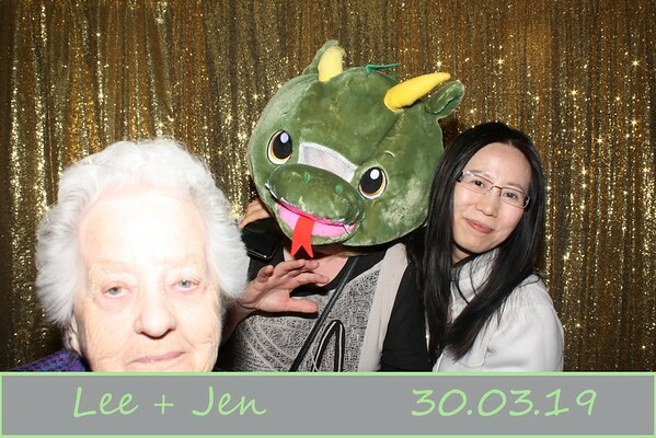 Jen + Lee