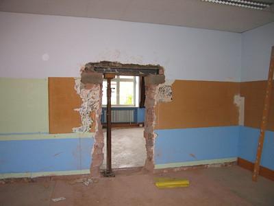Renovierung und Umbau der Koßmannschule 2007