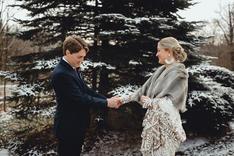 Requiem Images - Luxury Boho Winter Mountain Intimate Wedding - Seven Springs - Laurel Highlands - Blake Holly -528.jpg