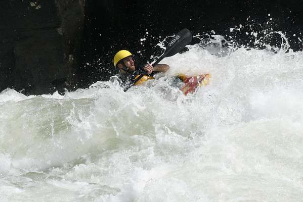 Upper Gauley River Fun