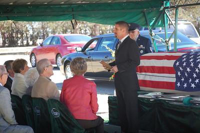Eddie Storseth Funeral