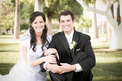 Madison & Matt's Bridals, Photos by Annie Randall
