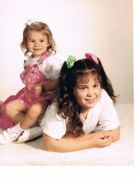 PHOTO - The Girls - Alexandria and Jaime - Summer 1998.jpg
