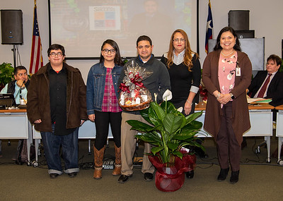 Board Recognition January 2019