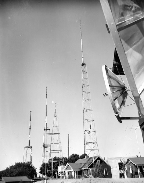1949, Broadcast Antennas