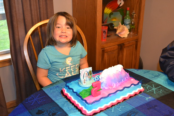 2015/05  Preslie's 5th Birthday