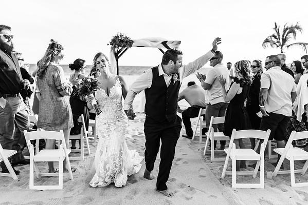 Barcelo Gran Faro wedding. R & S