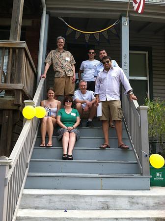 Cincinnati Summer Cookout - 6.23.12