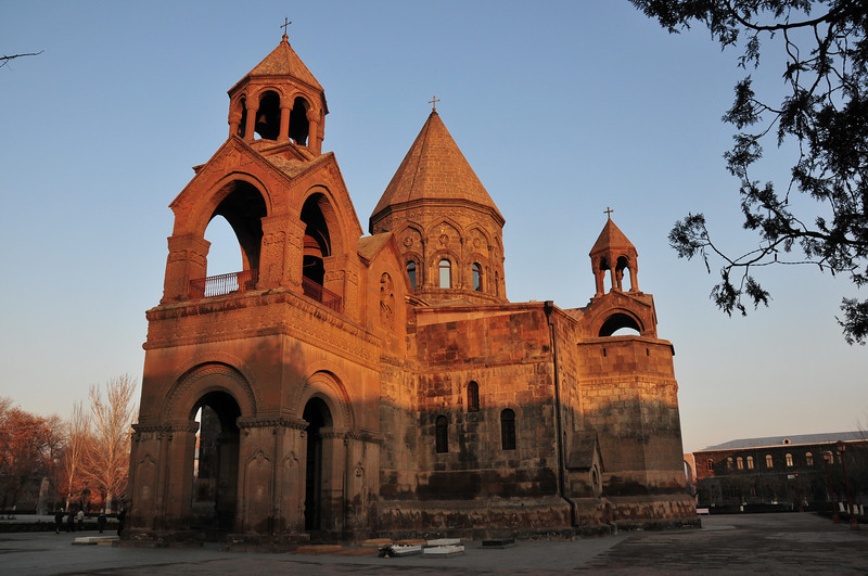 081214 0132 Armenia - Yerevan - Assessment Trip 03 - Church from 300 AD ~R.JPG