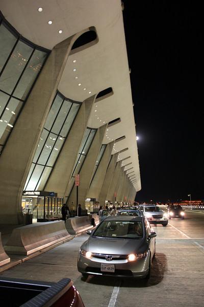 Dulles Airport Dawn