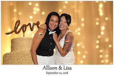 Allison & Lisa