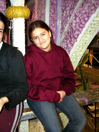 rose parade 2005