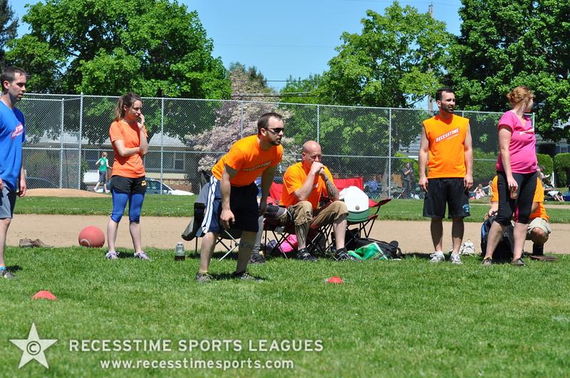 Recesstime Sports Leagues Portland Kickball Spring 2013 Dodgeball Bowling Ping Pong Mushball - 074