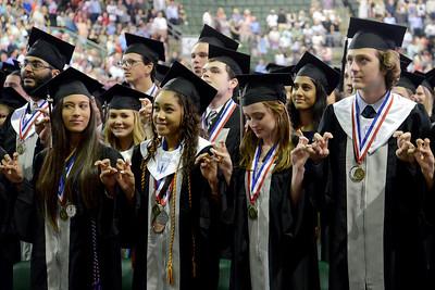 Vandegrift High School Graduation 2018