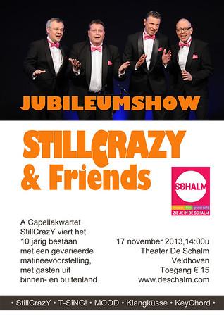 2013-1117 StillCrazY & Friends jubileumshow