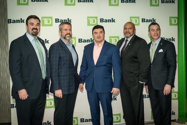 TD Bank Event