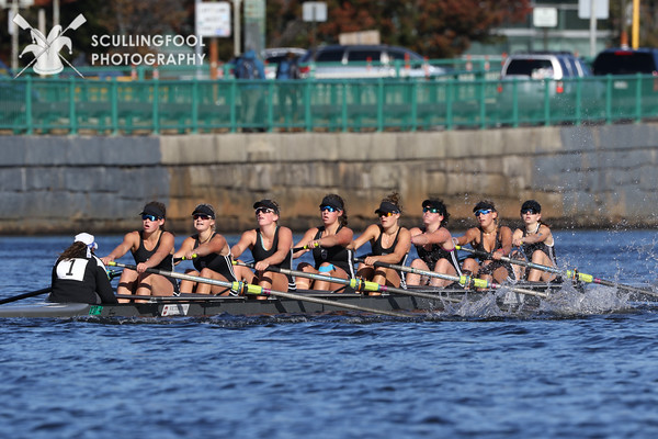 Women's Youth Eights