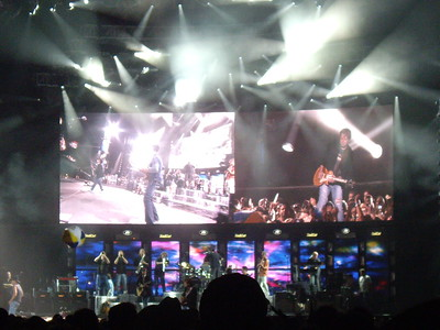 Kenny Chesney/Keith Urban Concert!