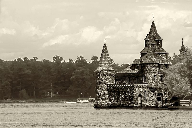 Bolt Castle Boathouse