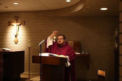 2021-02-17 Ash Wednesday Liturgy