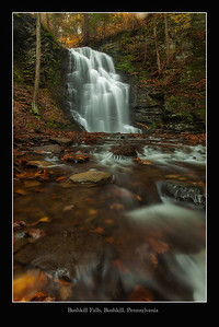 Mountain Streams and Water Falls and Landscape