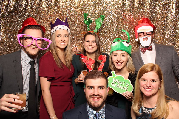 WMBA Holiday Party @ Daniel Stowe Botanical Gardens 12.13.2019