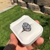 1.75ctw Edwardian Toi et Moi Old European Cut Diamond Ring  72