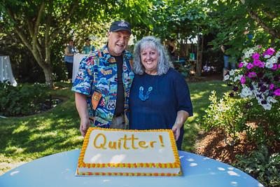 Jim Abbott's Retirement Celebration