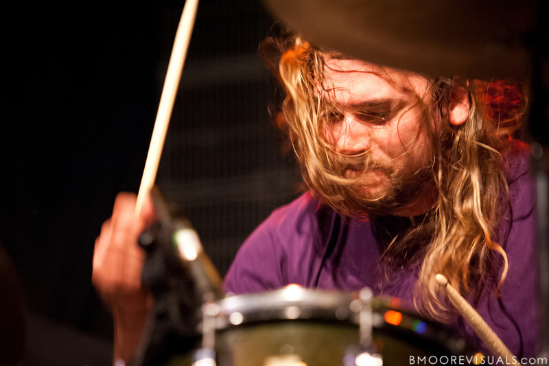 Justin Wilson of Sleeper Agent performs on March 7, 2012 at State Theatre in St. Petersburg, Florida