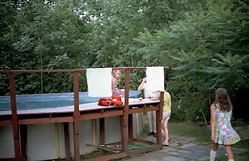 1969 Brewster Backyard